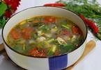 4 cách nấu canh ngao chua giúp đưa cơm ngày nắng nóng